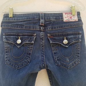 True Religion  Becky Jeans Boot Cut 27